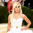 Donatella Versace The 2021 Met Gala Celebrating In America: A Lexicon Of Fashion - Arrivals