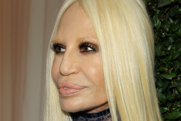 Donatella Versace Elton John AIDS Foundation Oscar Viewing Party — Part 5