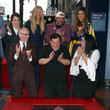 Donelle Dadigan Burt Ward Is Honored With A Star On The Hollywood Walk Of Fame