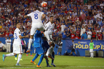 Donis Escober United States v Honduras: Group A - 2015 CONCACAF Gold Cup