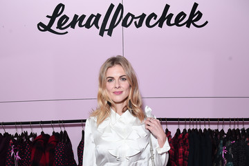 Donna Air Lena Hoschek Pop Up Store Launch Party