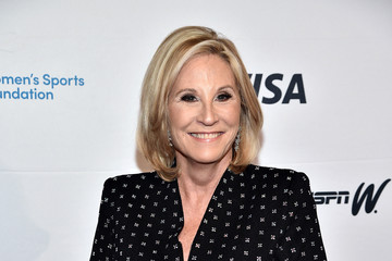 Donna De Varona The Women's Sports Foundation's 40th Annual Salute To Women In Sports Awards Gala - Arrivals