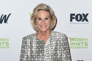 Donna De Varona The Women's Sports Foundation's 38th Annual Salute to Women in Sports Awards Gala  - Arrivals