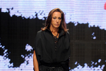 Donna Karan Donna Karan New York 30th Anniversary - Runway - Mercedes-Benz Fashion Week Spring 2015