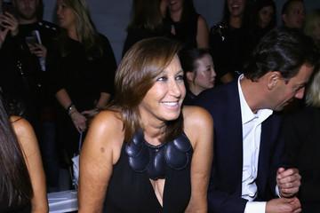 Donna Karan DKNY Women's - Front Row - Spring 2016 New York Fashion Week: The Shows