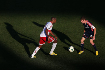 Donnie Smith New York Red Bulls v New England Revolution - FC Tucson Desert Diamond Cup