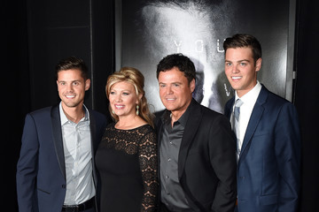 Donny Osmond Premiere of Universal Pictures' 'Jason Bourne' in Las Vegas