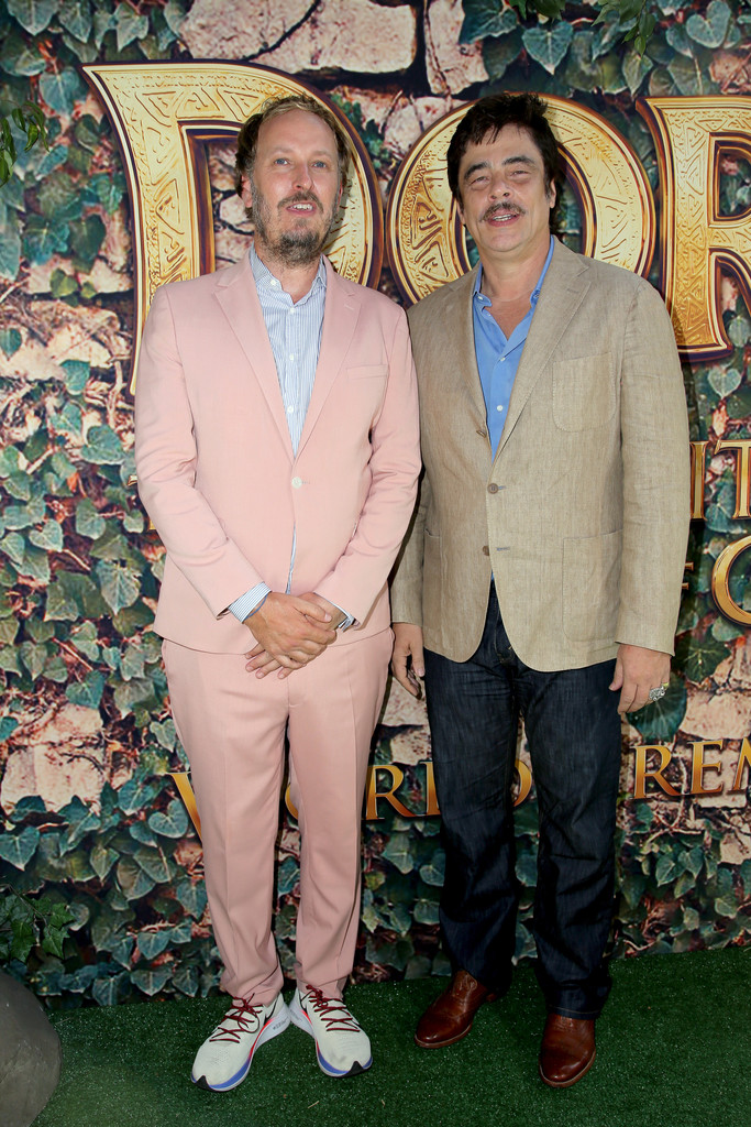 'Dora and the Lost City of Gold' World Premiere In Los
