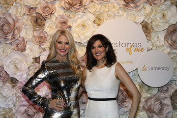 Doris Day Christie Brinkley's 65th Birthday And The Launch Of The New Ultherapy Campaign - #MilestonesOfMe