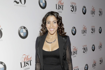 Doris Morgado Latina's 20th Anniversary Celebrating the Hollywood Hot List Honorees