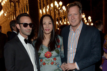 Doug Aitken LACMA 2015 Art+Film Gala Honoring James Turrell and Alejandro G Inarritu, Presented by Gucci - Inside