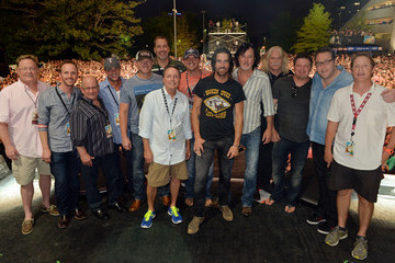 Doug Casmus Jake Owen Hosts a Summer Block Party
