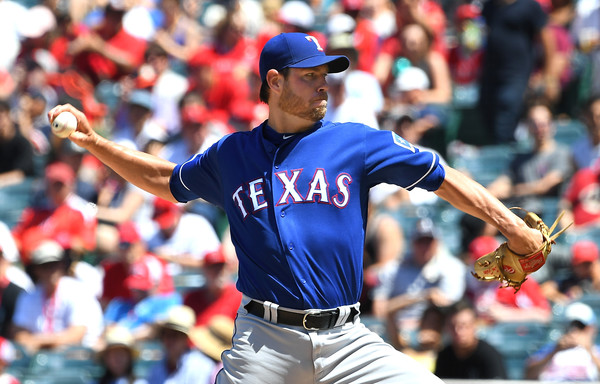 Texas Rangers vs. Los Angeles Angels Of Anaheim []