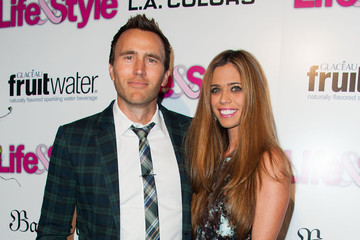 Doug McLaughlin Life & Style's Hollywood in Bright Pink Event