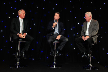 Dougie Donnelly The Senior Open Championship - Previews