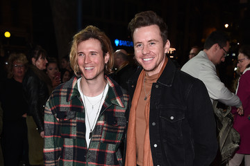 Dougie Poynter 'Rip It Up - The 60's' - Arrivals