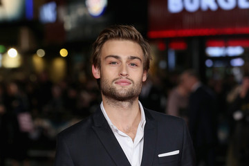 Douglas Booth 'Pride and Prejudice and Zombies' - European Film Premiere - Red Carpet