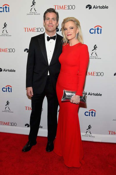 2018 Time 100 Gala - Lobby Arrivals [carpet,red carpet,red,suit,formal wear,event,premiere,tuxedo,award,flooring,arrivals,douglas brunt,megyn kelly,time 100,jazz,new york city,lincoln center,time 100 gala]