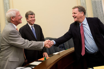 Douglas Parker Senate Holds Hearing on Airline Industry Consolidation