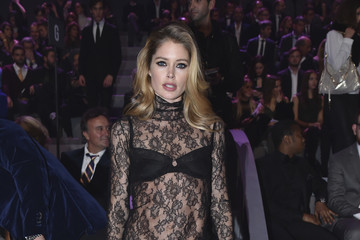 Doutzen Kroes 2016 Victoria's Secret Fashion Show in Paris - Front Row