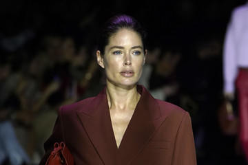 Doutzen Kroes Boss - Runway - Milan Fashion Week Fall/Winter 2020-2021
