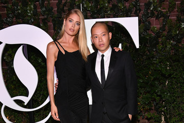 Doutzen Kroes The Business of Fashion Celebrates the #BoF500 at Public Hotel New York - Arrivals