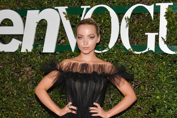 Dove Cameron Teen Vogue's 2019 Young Hollywood Party Presented By Snap - Arrivals