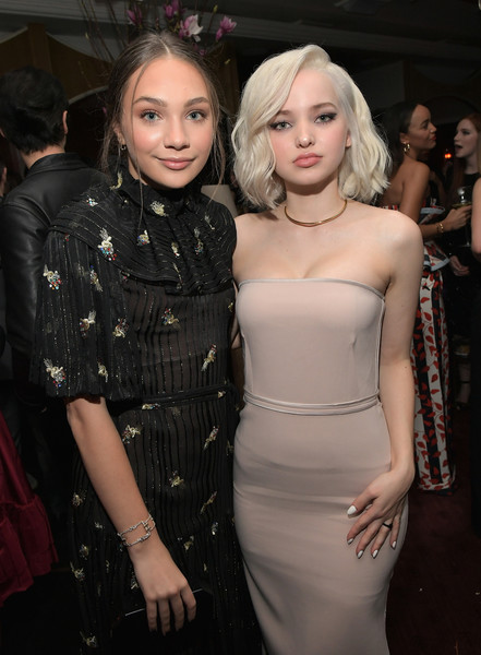 77bc703ee9a9 Dove Cameron Photos Photos - Vanity Fair and L Oreal Paris Toast to ...
