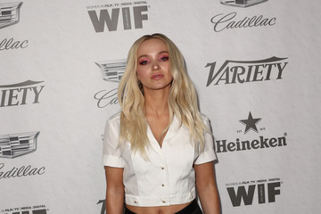 Dove Cameron Variety And Women In Film's 2018 Pre-Emmy Celebration - Arrivals