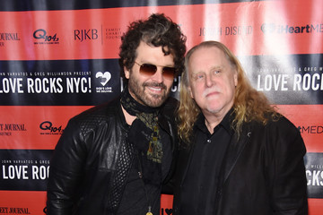 Doyle Bramhall II The Second Annual LOVE ROCKS NYC! A Benefit Concert for God's Love We Deliver - Red Carpet