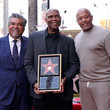 """Dr. Dre Radio Personality Kurt """"Big Boy"""" Alexander Honored With Star On The Hollywood Walk Of Fame"""
