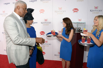 Dr J GREY GOOSE Vodka Toasts The 139th Kentucky Derby, Louisville