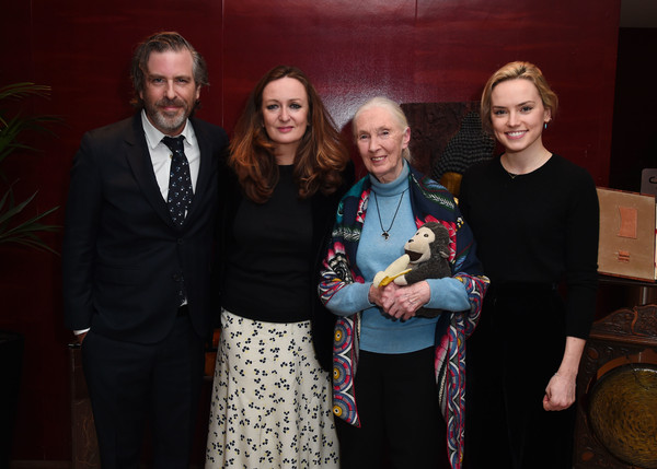 Porter Magazine Hosts Incredible Women Talk Evening With Dr. Jane Goodall