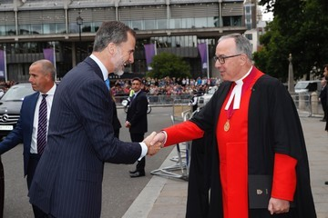Dr John Hall State Visit of the King and Queen of Spain - Day 2
