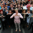 Dr Kerryn Phelps Australians Rally For Free Vote on Marriage Equality Sydney