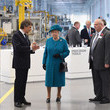 Dr Ralf Speth New Jaguar Land Rover Plant Opened