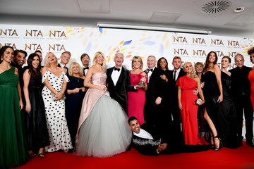 Dr Ranj Singh National Television Awards 2020 - Winners Room