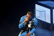 Offset of Migos performs onstage at Madison Square Garden on August 25, 2018 in New York City.