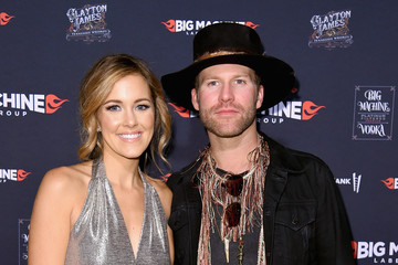 Drake White Big Machine Label Group Celebrates The 51st Annual CMA Awards In Nashville - Arrivals