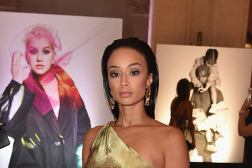 """Draya Michele Harper's BAZAAR Celebrates """"ICONS By Carine Roitfeld"""" At The Plaza Hotel Presented By Infor, Estee Lauder, Saks Fifth Avenue, Fujifilm Instax, Genesis, And Stella Artois - Gallery"""