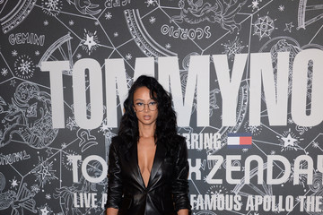 Draya Michele TOMMYNOW New York Fall 2019 - Front Row And Atmosphere