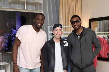 9195e37dc4ac Draymond Green John Wall Klutch Sports Group  The Game Is Everything  Suite