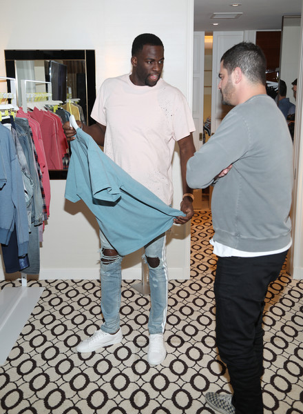 999395045dc4 Draymond Green Photos Photos - Klutch Sports Group  The Game Is ...