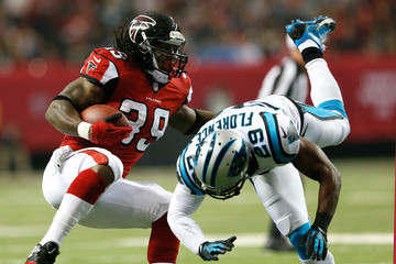 Drayton Florence Carolina Panthers v Atlanta Falcons