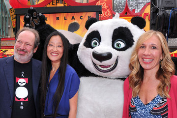 "Anne Globe DreamWorks Animation's ""Kung Fu Panda 2"" Premiere - Red Carpet in Hollywood, CA"