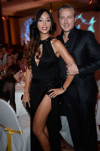 Verona Pooth Pictures Arrivals at the 2013 Dreamball -