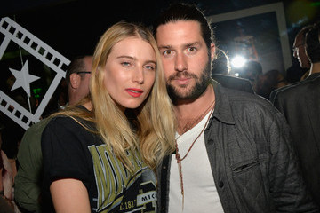 "Dree Hemingway Phil Winser 2014 Tribeca Film Festival After Party For ""X/Y,"" hosted By Heineken, At Parlor"
