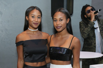 Dren Guests Attend the StyleWatch x Revolve Fall Fashion Party