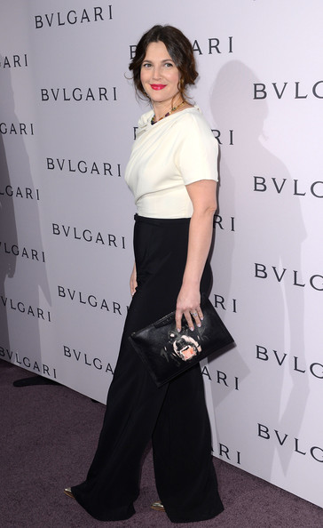 Drew Barrymore - Elizabeth Taylor Bulgari Event At The New Bulgari Beverly Hills Boutique - Arrivals