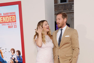 Drew Barrymore Will Kopelman 'Blended' Premieres in Hollywood — Part 3